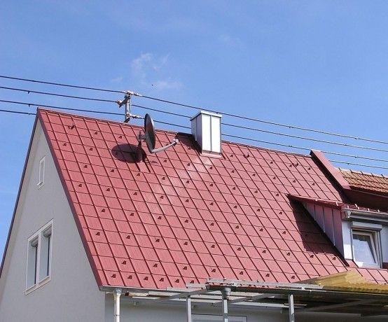 PREFA Dachdeckung
