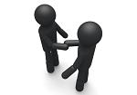k-shake hands